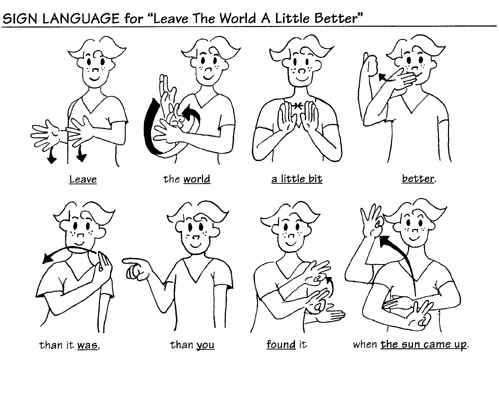 15 Sign Language Phrases Easy For Beginners To Learn
