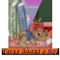 Three Books a Day