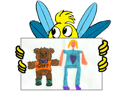 Hug Bug Club - Kids' Art