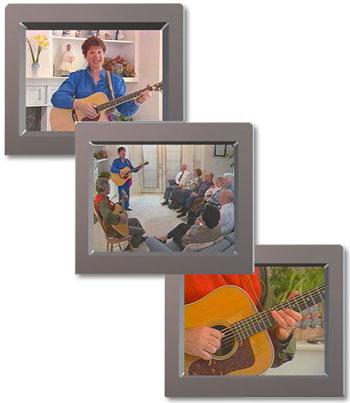 Sing-Along video snapshots