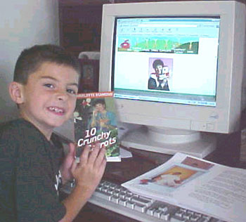 a picture of Nathan Thomas Grome from Camillus, New York, visiting our web site