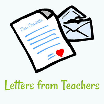 Letters from Teachers