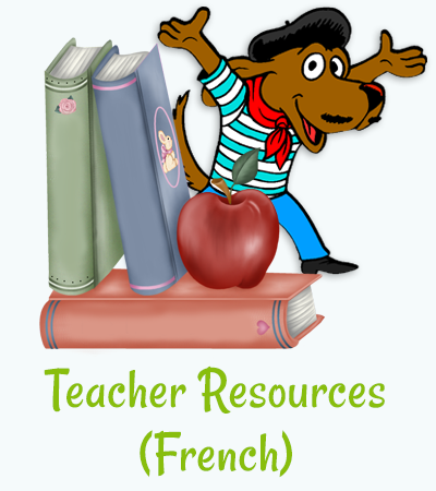 Teacher Resources (French)