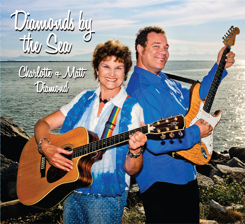 Diamonds By the Sea CD - Charlotte & Matt Diamond