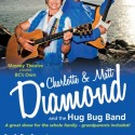 Charlotte & Matt Diamond with the Hug Bug Band at the Massey Theatre