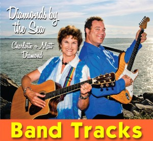 Diamonds by the Sea Band Tracks CD