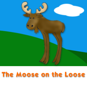 The Moose on the Loose