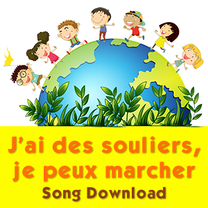J'ai des souliers, je peux marcher Vocal Download
