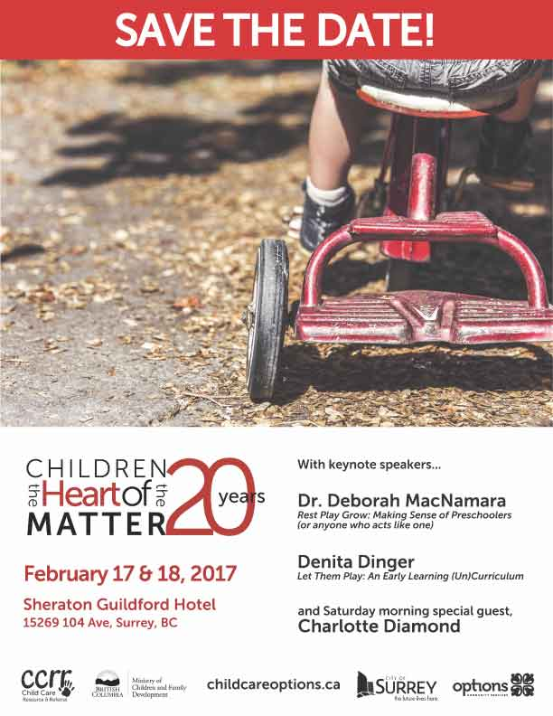 """Children the Heart of the Matter"" Conference"