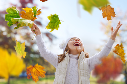 Fall Fun [Image © Konstantin Yuganov - Fotolia.com]
