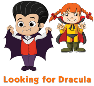Looking for Dracula [Image © mickallnice / indomercy - Fotolia.com]