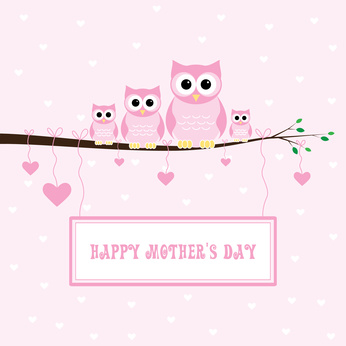 Happy Mother's Day [Image © vmelinda - Fotolia.com]
