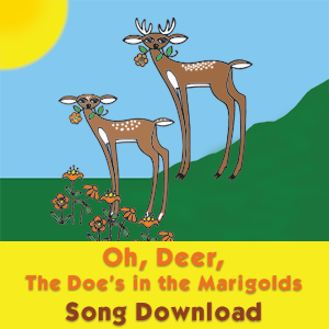Oh, Deer, the Doe's in the Marigolds (Vocal) Song Download