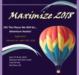 Maximize Convention 2018