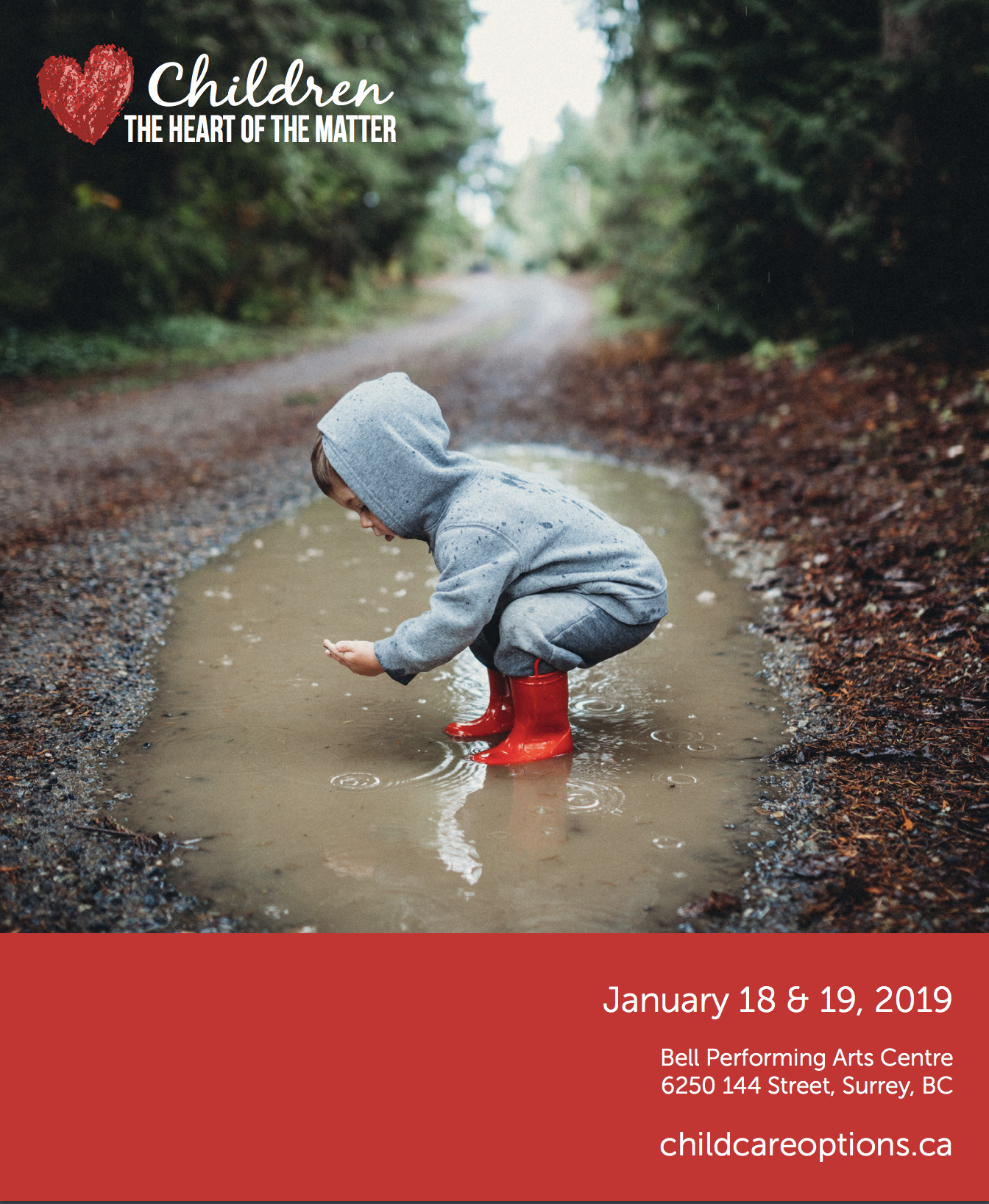Children the Heart of the Matter 2019 Surrey BC